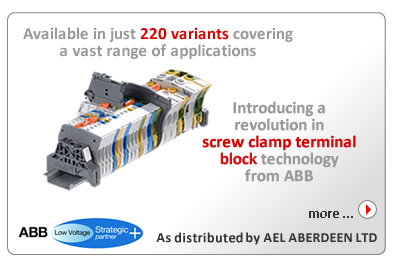 Introducing a revolution in screw clamp terminal block technology